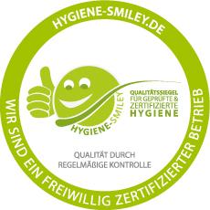 Freiwillige Hygiene-Zertifizierung zur hygienischen Sicherheit und Vorsorge Ihres Betriebes und zur Ergänzung des Eigenkontrollsystems