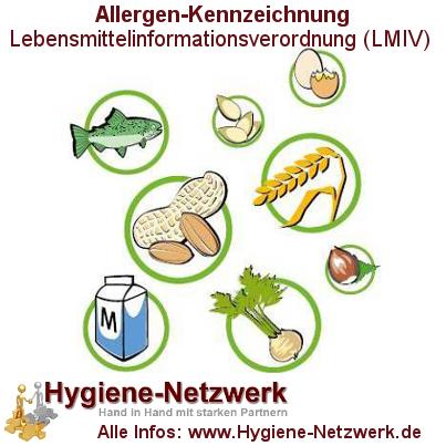 Allergen-Kennzeichnung und aktuelle Seminare beim Hygiene-Netzwerk