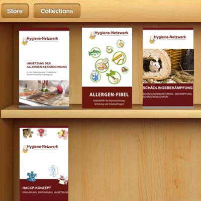 E-Books beim Hygiene-Netzwerk