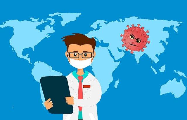Coronavirus Desinfektionsmittel